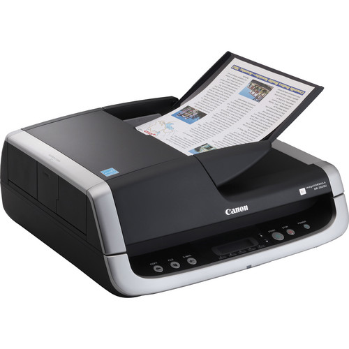 Canon imageFORMULA DR-2020U Universal Workgroup Scanner