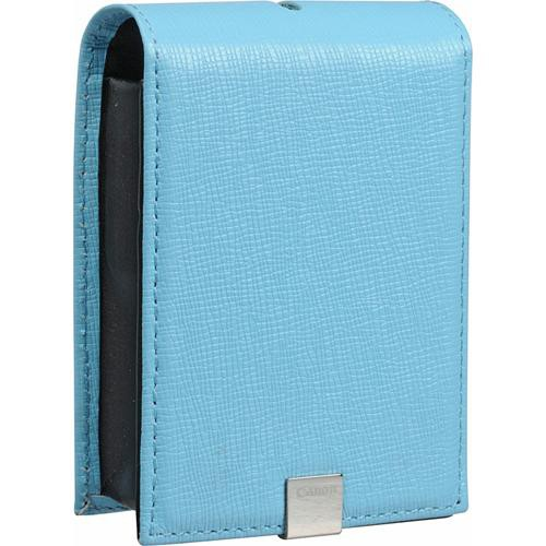 Canon PSC-1000 Leather Case (Light Blue)
