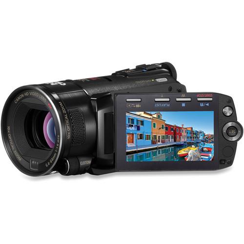 Canon VIXIA HF S11 Dual Flash Memory Camcorder