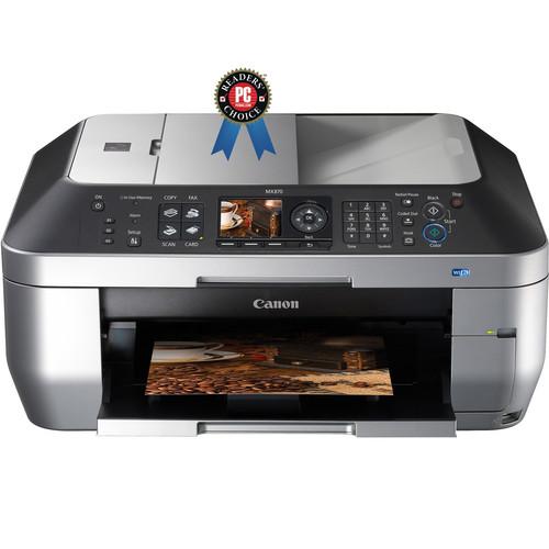 Canon Pixma MX870 Office All-In-One Printer