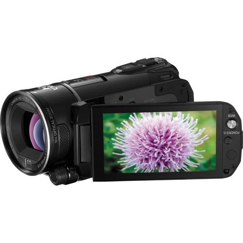 Canon VIXIA HF S200 Flash Memory Camcorder