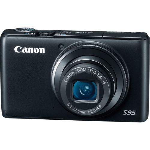 Canon PowerShot S95 Digital Camera