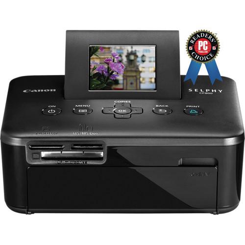 Canon SELPHY CP800 Compact Photo Printer (Black)