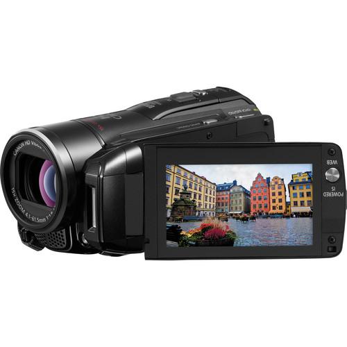 Canon VIXIA HF M30 Dual Flash Memory Camcorder
