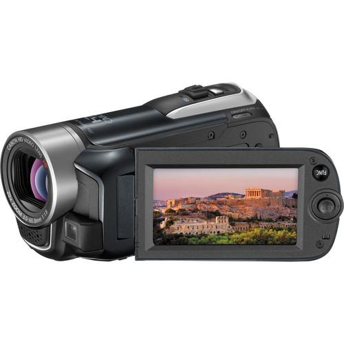 Canon VIXIA HF R11 Dual Flash Memory Camcorder (Black)
