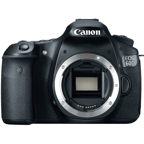 Canon EOS 60D DSLR Camera (Body Only)