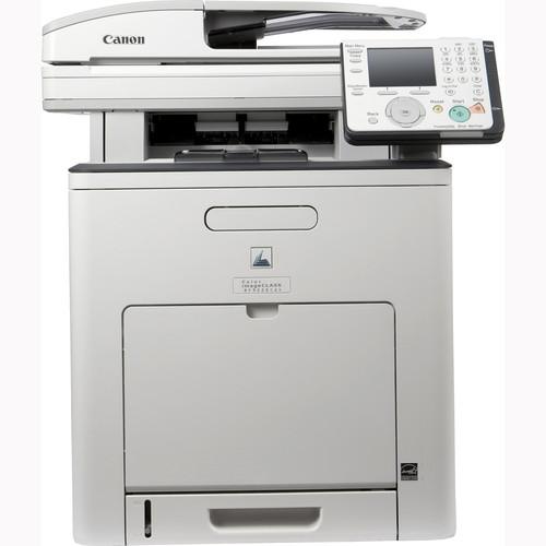 Canon imageCLASS MF9220Cdn Network Color All-in-One Laser Printer