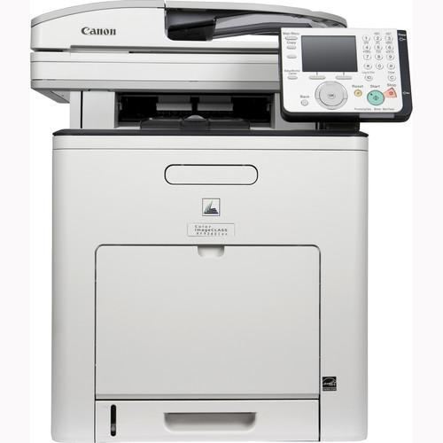 Canon imageCLASS MF9280Cdn Network Color All-in-One Laser Printer