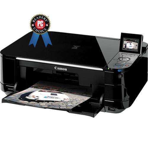 Canon PIXMA MG5220 Wireless Photo All-in-One Inkjet Printer