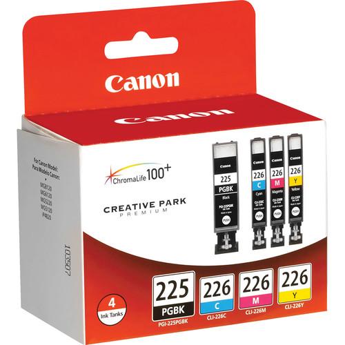 Canon PGI-225/CLI-226 Ink Tank Combo Pack