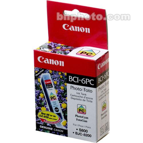 Canon BCI-6PC Photo Cyan Ink Tank