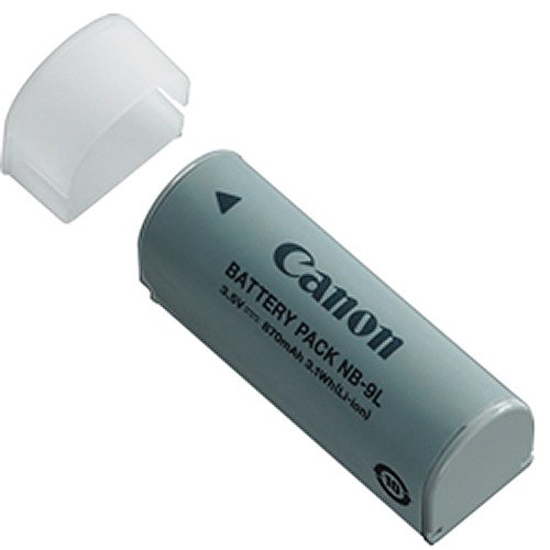 Canon NB-9L Lithium-Ion Battery Pack (3.5V)