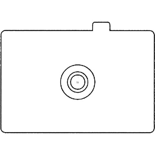 Canon EC-I Focusing Screen