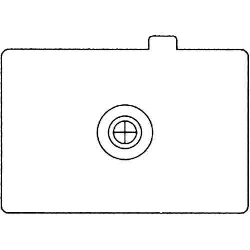 Canon Ec-L Focusing Screen