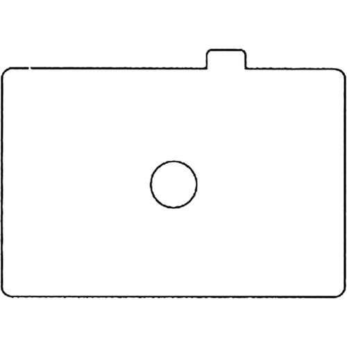 Canon New Laser Matte Ec-R Interchangeable Focusing Screen