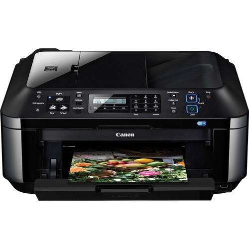 Canon PIXMA MX410 All-In-One Color Inkjet Office Printer