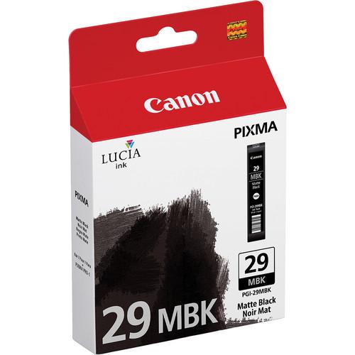 Canon PGI-29 Matte Black Ink Tank