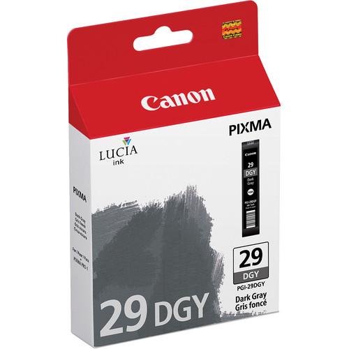 Canon PGI-29 Dark Gray Ink Tank