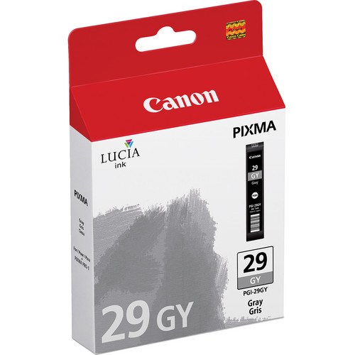 Canon PGI-29 Gray Ink Tank