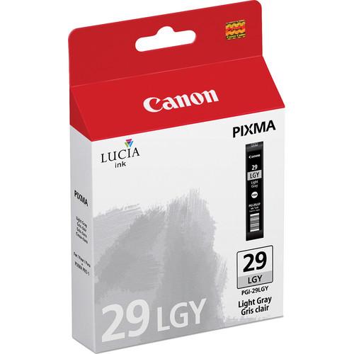 Canon PGI-29 Light Gray Ink Tank