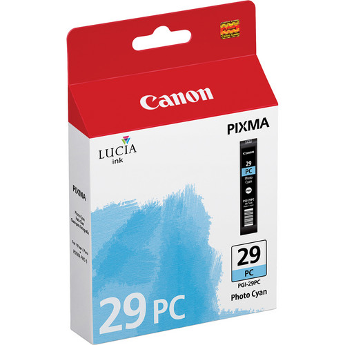 Canon PGI-29 Photo Cyan Ink Tank