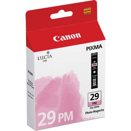 Canon PGI-29 Photo Magenta Ink Tank