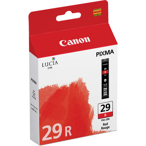 Canon PGI-29 Red Ink Tank