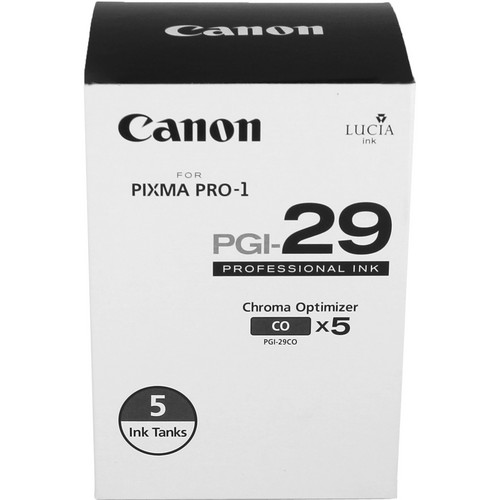 Canon PGI-29 Chroma Optimizer Tank 5-Pack