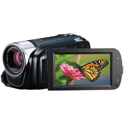 Canon VIXIA HF R21 Flash Memory Camcorder