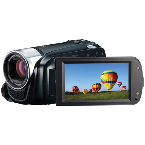 Canon VIXIA HF R20 Flash Memory Camcorder (Black)