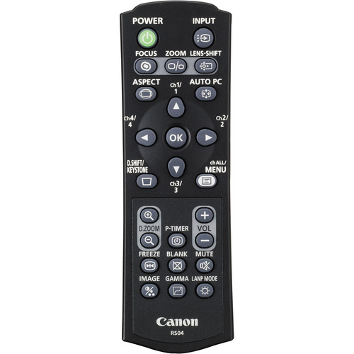 Canon RS-RC04 Remote Controller