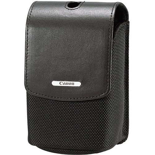 "Canon PSC-3300 Deluxe Soft Case (3 x 4.5 x 2"", Black)"