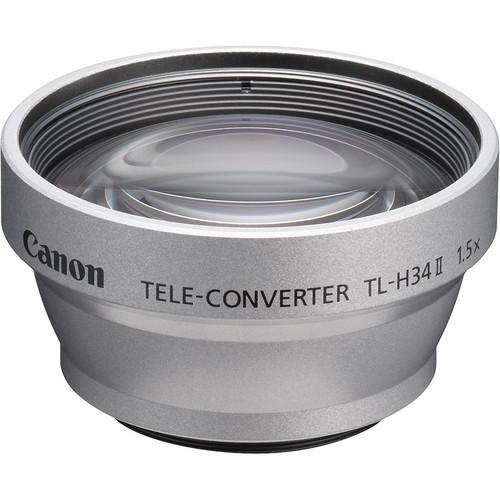 Canon TL-34 II 34mm 1.5x Telephoto Converter Lens