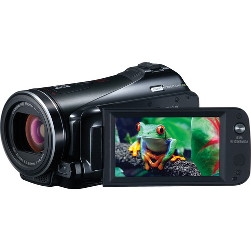 Canon VIXIA HF M40 Flash Memory Camcorder