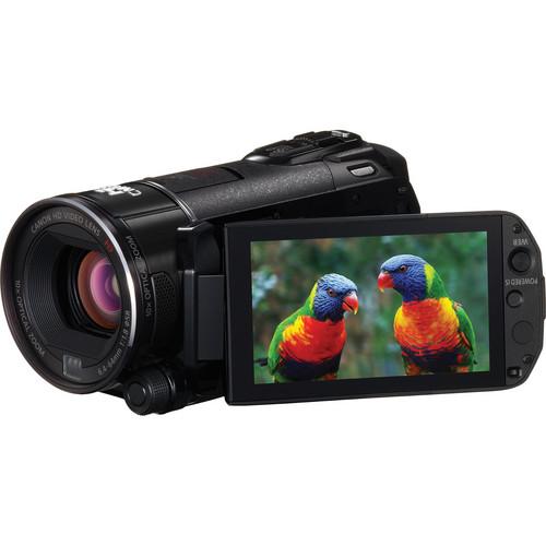 Canon VIXIA HF S30 Flash Memory Camcorder