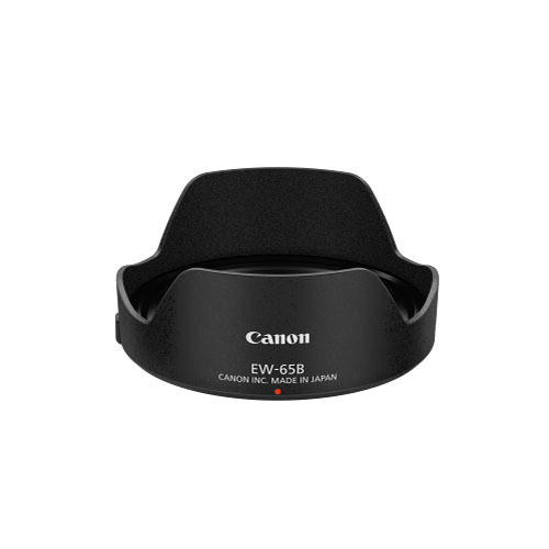 Canon EW-65B Lens Hood for EF 24mm and 28mm f/2.8 Lenses