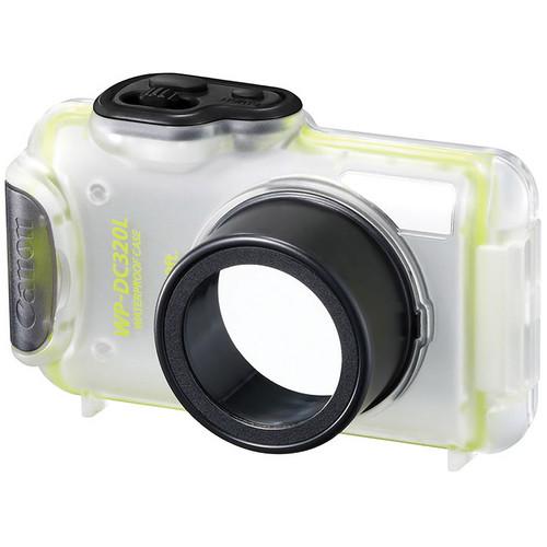 Canon WP-DC320L Waterproof Case for PowerShot ELPH 300 HS Camera