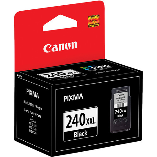 Canon PG-240XXL Extra High Capacity Black Ink Cartridge
