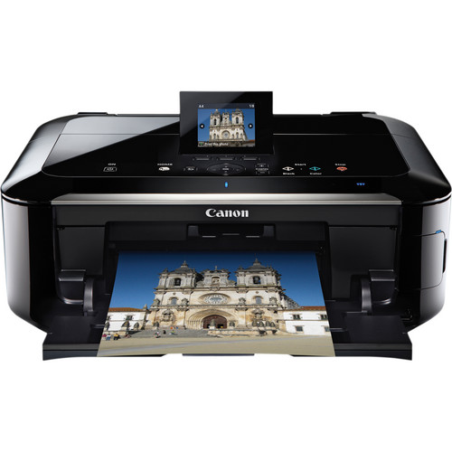 Canon PIXMA MG5320 All-In-One Color Inkjet Photo Printer