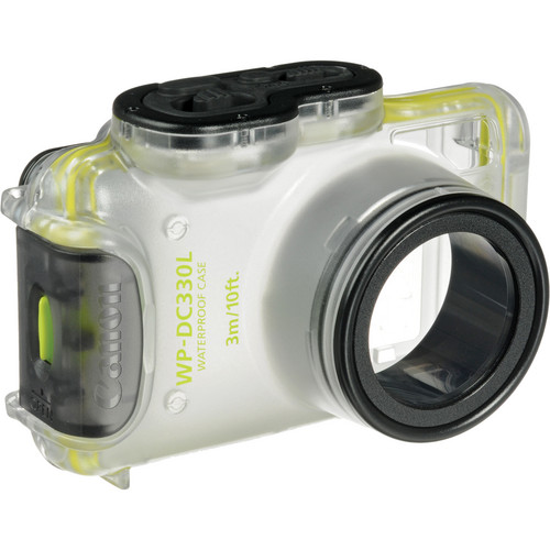 Canon WP-DC330L Waterproof Case For PowerShot ELPH 110 HS Camera