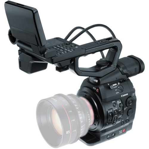 Canon Cinema EOS C300 PL Camcorder Body (PL Lens Mount)