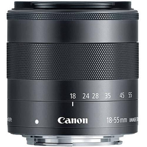 Canon EF-M 18-55mm f/3.5-5.6 IS STM Lens