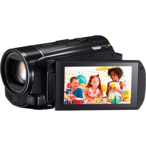 Canon 32GB LEGRIA HF M52 HD Camcorder with WiFi (PAL)