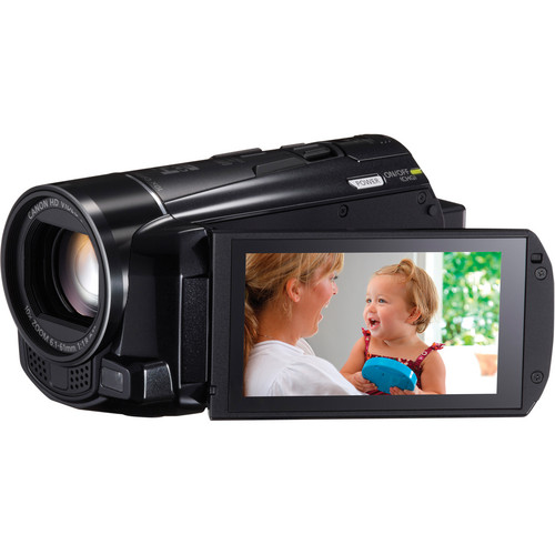 Canon LEGRIA HF M506 HD Camcorder (PAL)