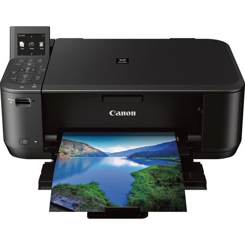 Canon PIXMA MG4220 Wireless Color All-in-One Inkjet Photo Printer