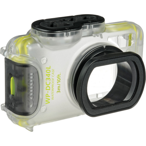 Canon WP-DC340L Waterproof Case For PowerShot ELPH 520 HS Camera