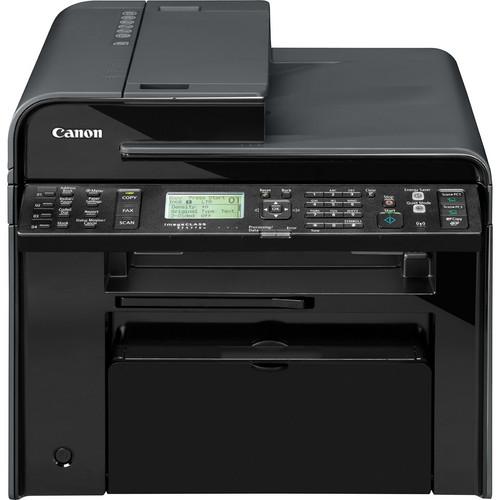 Canon imageCLASS MF4770n Network Monochrome All-in-One Laser Printer
