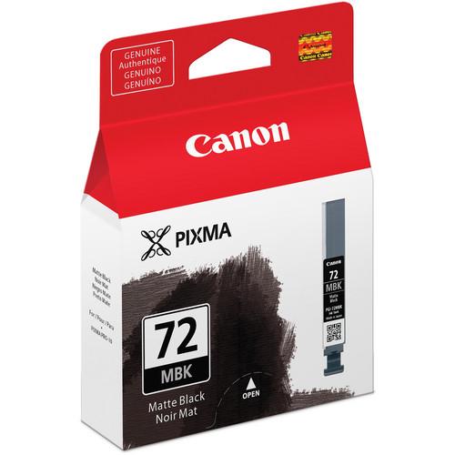 Canon LUCIA PGI-72 Matte Black Ink Tank
