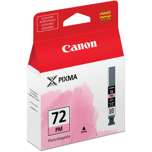 Canon LUCIA PGI-72 Photo Magenta Ink Tank