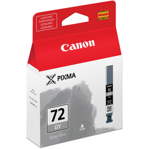 Canon LUCIA PGI-72 Gray Ink Tank